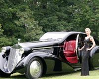 Rolls Royce Phantom Jonckheere Coupe