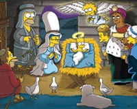 Simpsons Baby