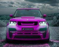 Range Rover Mystere