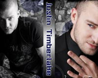 Justin Timberlake Two Pics