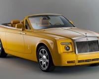 Rolls Royce Phantom Drophead Coup