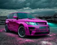 Hamann Range Rover Vogue 2013 Widebody Mystere
