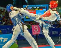 Olimpiada Taekwondo Luftimi