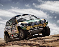 Renault Auto Dakar 2014