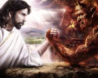 Jezus VS Szatan