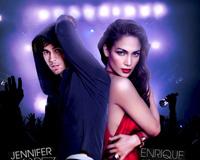 Enrique Iglesias And Jennifer Lopez