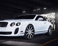 Bentley Parking