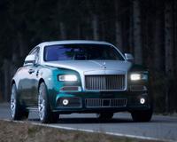 Mansory Rolls Royce Wraith 2014