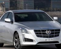 Cadillac CTS EU