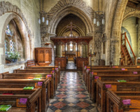 Tackley Church