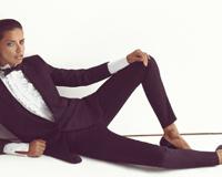 Adriana Lima Girl Suit