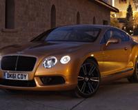 Bentley Continental Gt V8 02