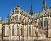 Austria katolicka katedra w Linz