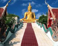 Thailand Sculpture Of Buddha