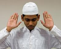 Takbir Of Prayer