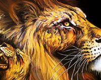 Leo The Lion 01