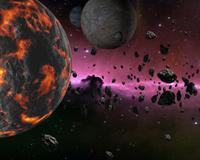 Space 3d Art