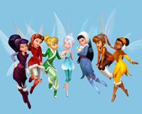 Tinker Bell Ve Wings Of The Secret