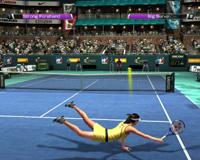 Tennis Games Virtua Kuznetsova
