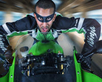 Motorcycle Mask Speed
