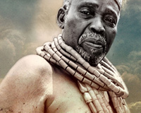 Olu Jacobs Antique