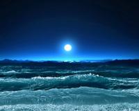 Waves Ocean Nature