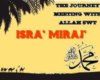Isra Miraj 05