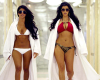 Kim Kardashian Hot Bikini Shoot