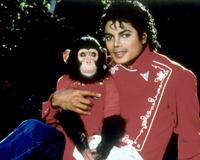 Michael Jackson With Monkey