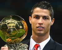 Christiano Ronaldo Ballon D Or 2015 01