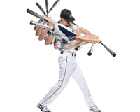 Baseball Swing Composite