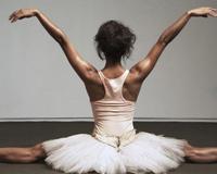 Ballerina Practice