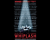 Whiplash Movie Wallpaper