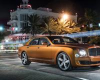 Bentley 2015 Mulsanne Speed