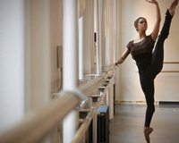 Misty Copeland Dance