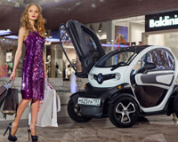 Auto Girl Renault