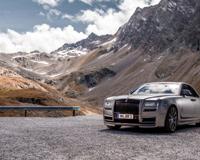 Rolls Royce Tuning Mountains