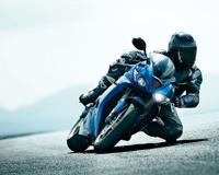 Sportbike Turn