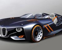 Bmw 328 Hommage Carbon