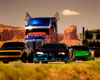 Cars Gallery From Transformers