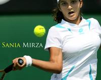 Tennis Star Sania Mirza