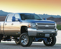 Chevrolet 2500 Lifted GM Truck