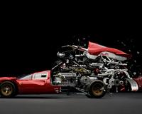 Ferrari 330 P4 Piece nga Piece