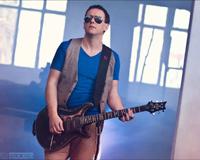 Dzenan Loncarevic With Guitar
