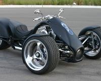 Tricycle Wheelwright Moto