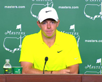 Masters 2015 Rory McIlroy