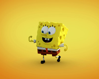 Spongebob SquarePants 3D