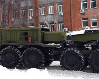 Army Truck MAZ 537