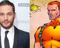 Tom Hardy From Suicide Squad Team