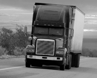 Black And White Freight